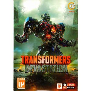 خرید بازی Transformers Devastation