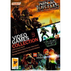 خرید مجموعه بازی های ویدئویی 2