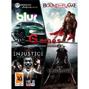 بازی Games Collection 2