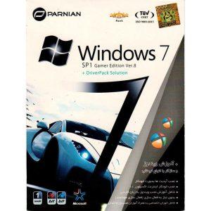 خرید ویندوز 7 مخصوص بازی