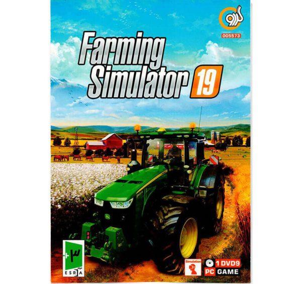 خرید بازی FARMING SIMULATOR 19