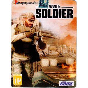 SOLDIER پلی استیشن 2