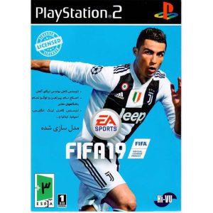 بازی FIFA19 پلیاستیشن ۲