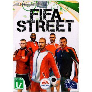 بازی FIFA STREET PS2
