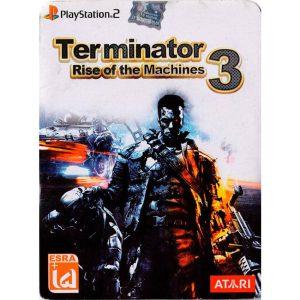بازی ترمیناتور 3 پلی استیشن 2