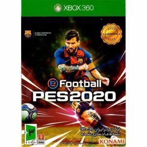 خرید بازی PES 2020 xbox360