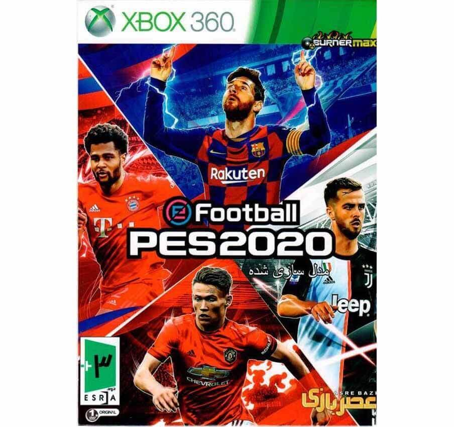 خرید بازی PES 2020 BOX360