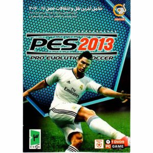 خرید بازی PES 2013 آپدیت 2017