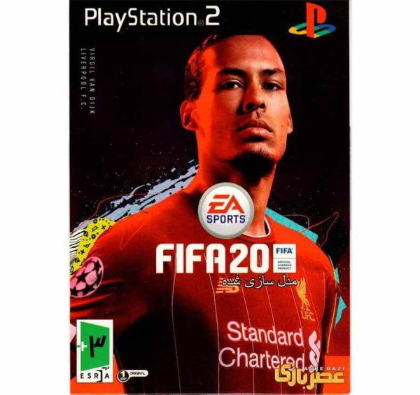 بازی FIFA 20 پلی استیشن 2