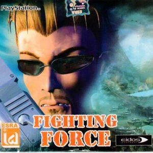 بازی FIGHTING FORCE پلی استیشن 1