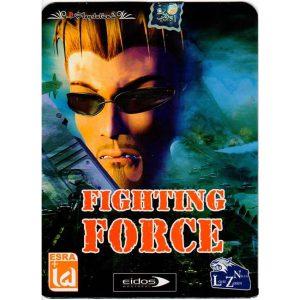 بازی FIGHTING FORCE پلی استیشن 2