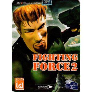 بازی FIGHTING FORCE 2 PS2