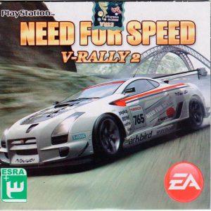 بازی NEED FOR SPEED RALLY PS1
