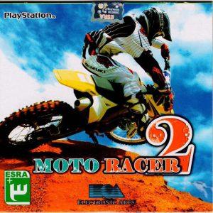 بازی MOTO RACER 2 PS1