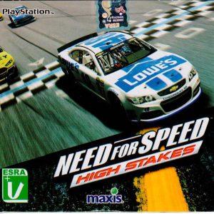 بازی NEED FOR SPEED PS1
