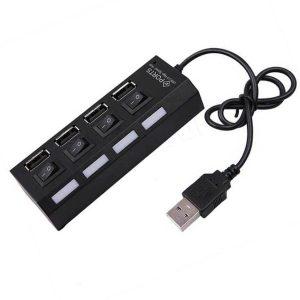 هاب USB چهار پورت