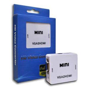 تبدیل VGA به HDMI پیکدار