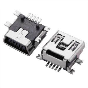 سوکت شارژر Mini USB