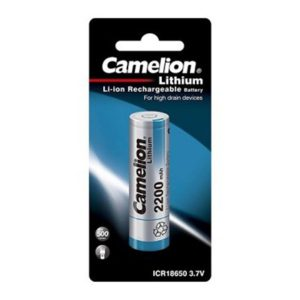 باتری 3.7 ولت شارژی کملیون