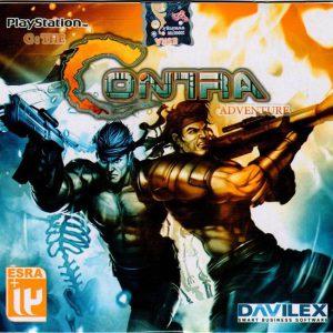 بازی The Contra Adventure PS1