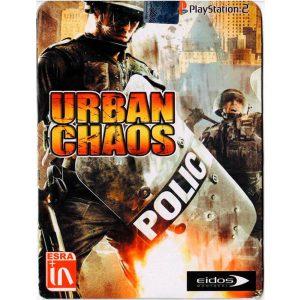 بازی URBAN CHAOS PS2
