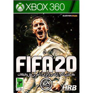 بازی FIFA 20 xbox360 لیگ برتر