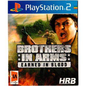 خرید بازی BROTHERS IN ARMS PS2