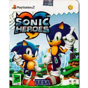 بازی SONIC HEROES PS2