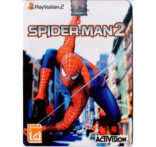 خرید بازی SPIDER MAN 2 PS2