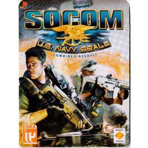 خرید بازی SOCOM PS2