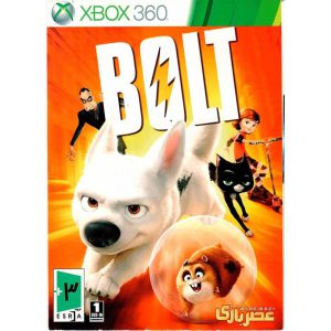 بازی BOLT XBOX360