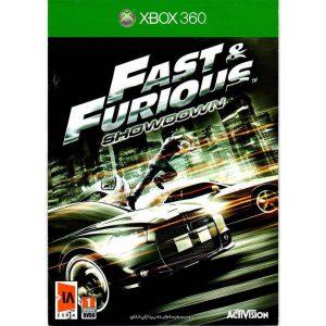 بازی Fast & Furious Showdown XBOX