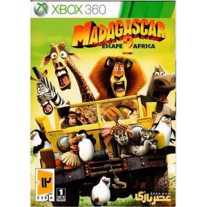 بازی ماداگاسکار 2 XBOX360