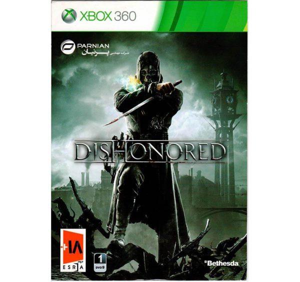 بازی DISHONORED XBOX360