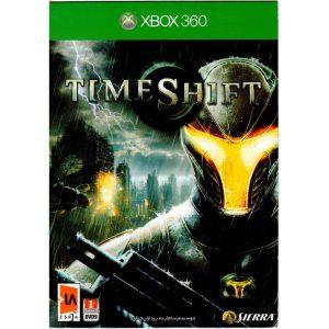 بازی TimeShift XBOX360