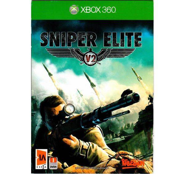 بازی SNIPER ELITE V2 XBOX360