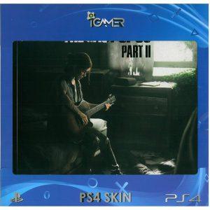 اسکین PS4 طرح لست اف اس