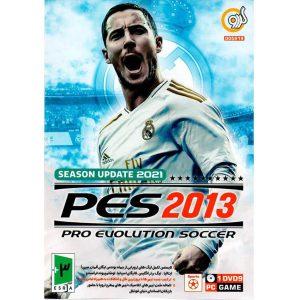 خرید بازی PES 2013 آپدیت 2021