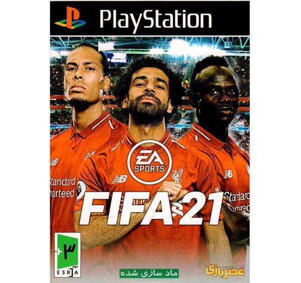 بازی FIFA 21 پلی استیشن 1