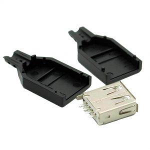 فیش مادگی USB
