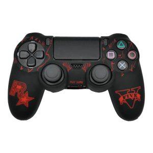 کاور دسته PS4 طرح GTA V