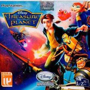 بازی Treasure Planet پلی استیشن 1