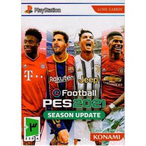 بازی PES 2021 PS1