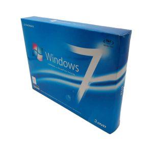 خرید ویندوز 7 با برنامه پرنیان