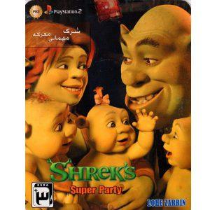 بازی SHRECK'S PS2