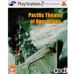 بازی PACIFIC THEATER PS2