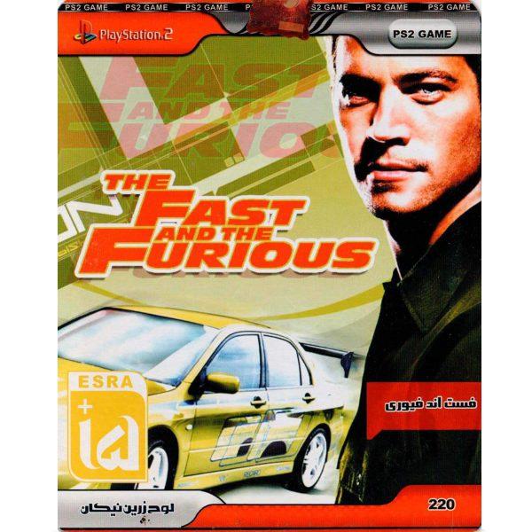 بازی FAST AND FURIOUS PS2