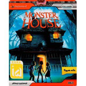 بازی MONSTER HOUSE PS2