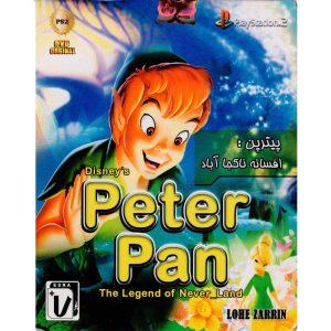 بازی PETER PAN PS2