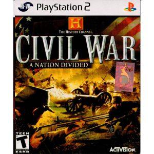 بازی CIVIL WAR PS2